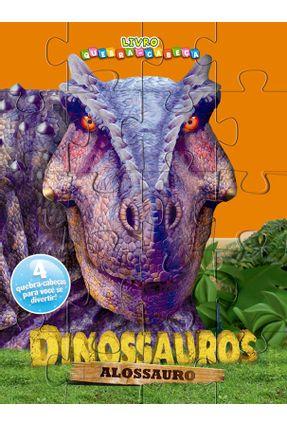 Dinossauros Alossauro - Ciranda Cultural pdf epub