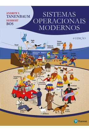 Sistemas Operacionais Modernos - 4ª Ed. 2016 - Tanenbaum, Andrew S.   Hoshan.org