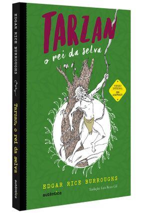 Tarzan, O Rei Da Selva - Burroughs,Edgar Rice pdf epub