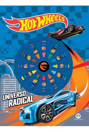 Hot Wheels - Universo Radical - Editora Ciranda Cultural pdf epub