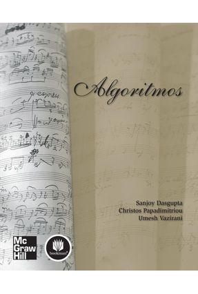 Algoritmos - Vazirani,Umesh V. Papadimitriou,Christos H. Dasgupta,Sanjoy | Tagrny.org