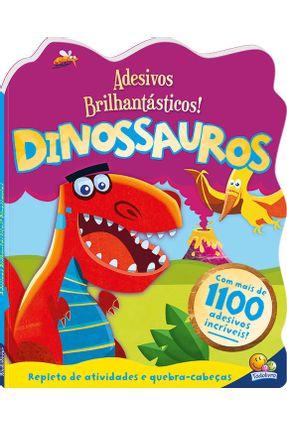 Adesivos Brilhantásticos! Dinossauros - Igloo Books pdf epub
