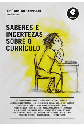 Saberes e Incertezas Sobre o Currículo - Sacristán,José Gimeno   Hoshan.org