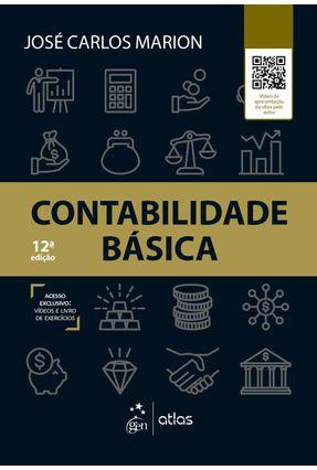 Contabilidade Básica - Marion,José Carlos | Hoshan.org