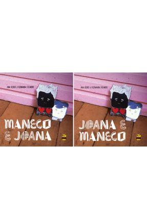 Maneco e Joana - Reber,Ana Fajardo,Fernanda pdf epub