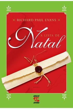 a Lista de Natal - Evans,Richard Paul pdf epub