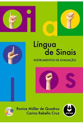 Língua de Sinais - Quadros,Ronice Muller de Rebello Cruz,Carina | Nisrs.org