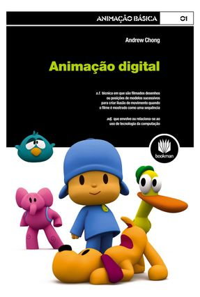 Animação Digital - Col. Animação Básica - Chong,Andrew pdf epub
