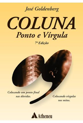 Coluna - Ponto e Vírgula - 7ª Ed. 2007 - Goldenberg,José | Tagrny.org