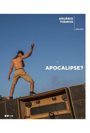 Anuário Todavia 2018/2019 - Apocalipse? - Laub,Michel | Tagrny.org
