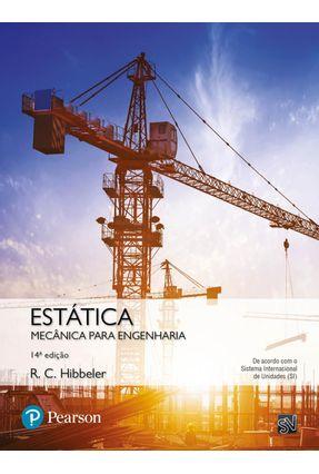 Estática - Mecânica Para Engenharia - C. Hibbeler,Russel pdf epub