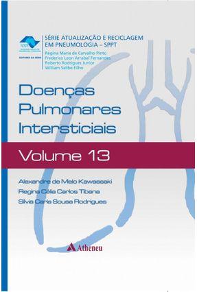 Doenças Pulmonares Intersticiais - Kawassaki,Alexandre de Melo | Tagrny.org