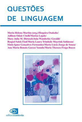 Questões De Linguagem - Col. Repensando O Ensino - Martins,Maria H. | Hoshan.org
