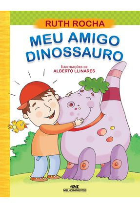Meu Amigo Dinossauro - Col. Algodão - Doce