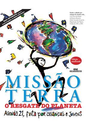 Missão Terra - o Resgate do Planeta - Boutros-ghali,Boutros | Tagrny.org