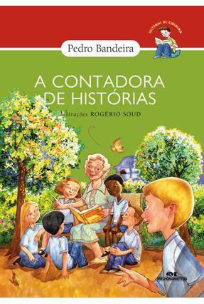 A Contadora de Histórias - Nova Ortografia - Bandeira,Pedro   Nisrs.org