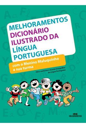 Melhoramentos Dicionário Ilustrado da Língua Portuguesa - Edição Conforme Acordo Ortográfico - Editora Melhoramentos | Nisrs.org