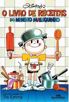O Livro de Receita do Menino Maluquinho - Ziraldo pdf epub
