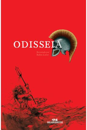 Odisséia - 2ª Ed. Nova Ortografia - Lister,Robin | Hoshan.org