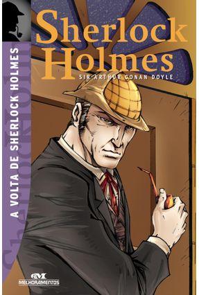 Sherlock Holmes - a Volta de Sherlock Holmes - Nova Ortografia - Doyle,Arthur Conan pdf epub