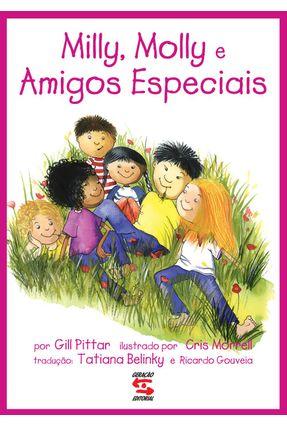 Milly, Molly e Amigos Especiais - Pittar,Gill pdf epub
