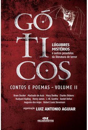 Góticos II - Lúgubres Mistérios - Contos Clássicos - Aguiar,Luiz Antonio Produções,Veio Libri pdf epub