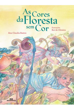 As Cores da Floresta Sem Cor - Bastos,Ana Claudia   Nisrs.org