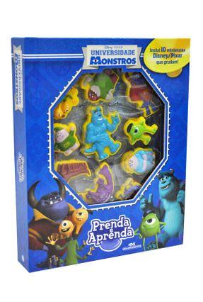 Disney Pixar - Universidade Monstros - Prenda e Aprenda - Disney   Nisrs.org