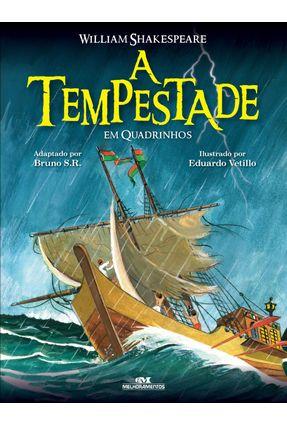 A Tempestade - Em Quadrinhos - Shakespeare,William | Hoshan.org