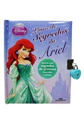Livro de Segredos da Ariel - Disney | Hoshan.org