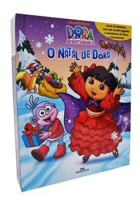 Dora, A Aventureira - o Natal de Dora - Nickelodeon | Hoshan.org