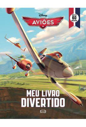 Disney Aviões - Meu Livro - Disney pdf epub