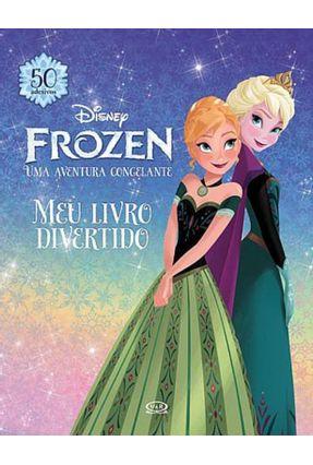 Frozen - Uma Aventura Congelante - 50 Adesivos - Chagas Maximo ,Natalia | Hoshan.org