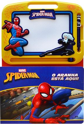 O Aranha Está Aqui! - Marvel | Hoshan.org