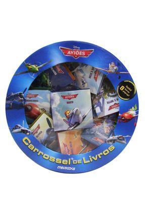 Aviões - Carrossel de Livros - Disney pdf epub