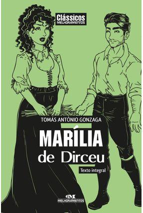 Marília de Dirceu - Texto Integral - Clássicos Melhoramentos - Gonzaga,Tomás Antônio pdf epub
