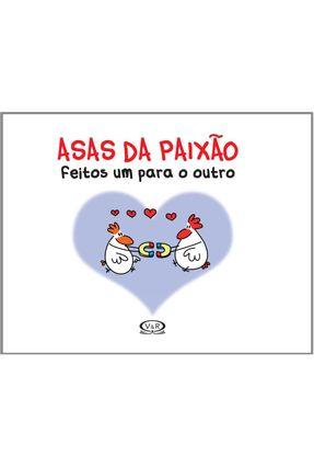 Asas da Paixão - Holzach,Alexander | Hoshan.org