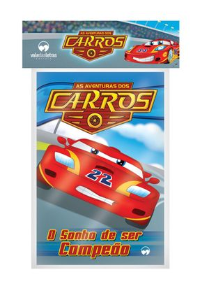 Aventuras Dos Carros 3D - Vale Das Letras pdf epub