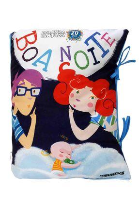 Boa Noite - Livro Travesseiro - Cantada,Palavra | Hoshan.org
