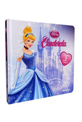 Cinderela - Disney Princesas - Col. Histórias Divertidas - Melbooks | Nisrs.org