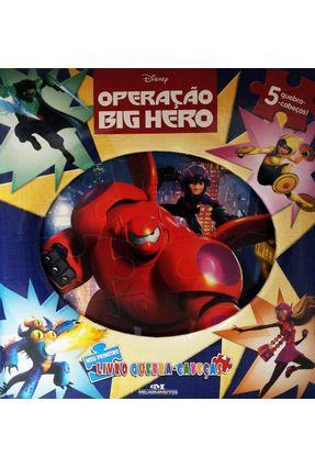 Operação Big Hero - Meu Primeiro Livro - Quebra-Cabeças - Disney pdf epub