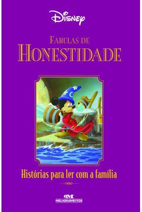 Fábulas De Honestidade - Histórias Para Ler Com A Família - Disney pdf epub