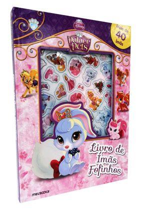 Palace Pets - Livro de Imãs Fofinhos - Disney | Hoshan.org