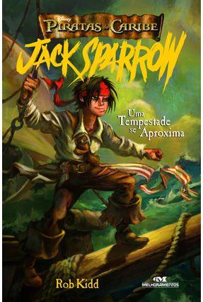 Jack Sparrow - Uma Tempestade Se Aproxima - Disney pdf epub