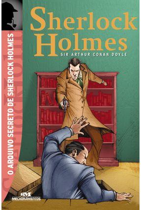 O Arquivo Secreto de Sherlock Holmes - Doyle,Arthur Conan   Hoshan.org