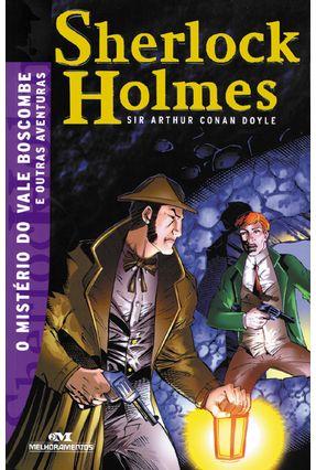 O Mistério do Vale Boscombe e Outras Aventuras - Doyle,Arthur Conan pdf epub