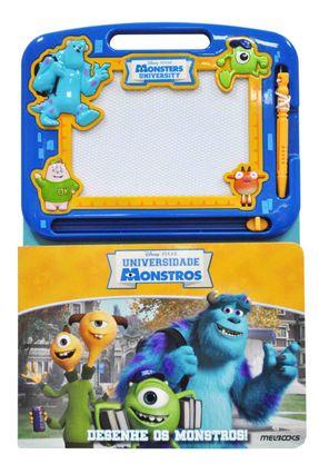 Disney Pixar - Universidade Monstros - Desenhe Os Monstros! - Disney pdf epub