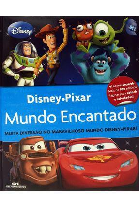 Mundo Encantado - Pixar - Disney | Hoshan.org