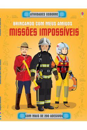 Missões Impossíveis - Brincando Com Meus Amigos - Sam Baer pdf epub