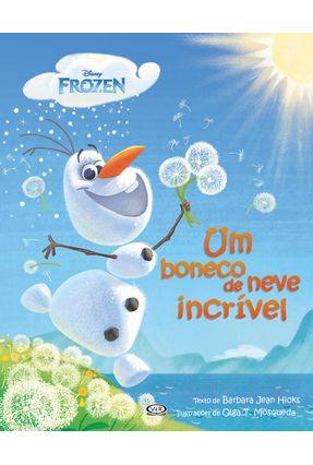Frozen - Um Boneco De Neve Incrível - Disney | Hoshan.org
